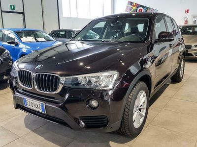 usata BMW X3 xDrive20d Business AUTOM., NAVI, PDC, OCCASIONE!!!