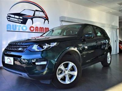 usata Land Rover Discovery Sport 2.0 TD4 180 CV 4x4 SE Automatica NAVI