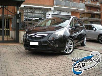 usata Opel Zafira Tourer 1.6 CDTi 136CV START&STOP COSMO PELLE+C.L.18 EURO6