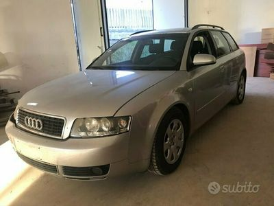 usata Audi A4 sv 1,9 tdi 130 cv