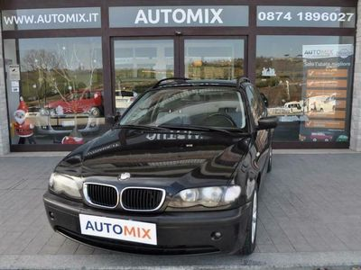 usata BMW 320 d touring 150cv