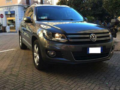 brugt VW Tiguan 2.0 TDI 140 CV 4MOTION DSG Busine