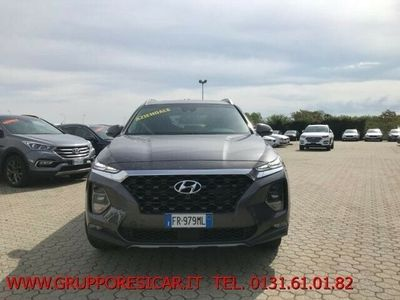 usata Hyundai Santa Fe 2.2 CRDi 4WD A/T XPossible rif. 11581930