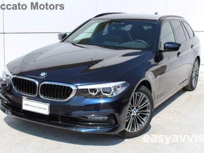 używany BMW 520 d xdrive touring sport diesel