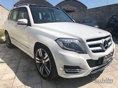 usata Mercedes GLK200 cdi sport - anno 2015