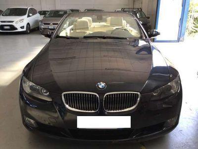 usata BMW 325 Cabriolet d Futura AUTOMATICA-PELLE-NAVIGATORE 3D !