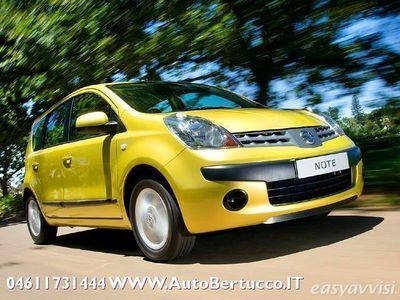 usado Nissan Note 1.5 dCi 90CV Visia Autocarro