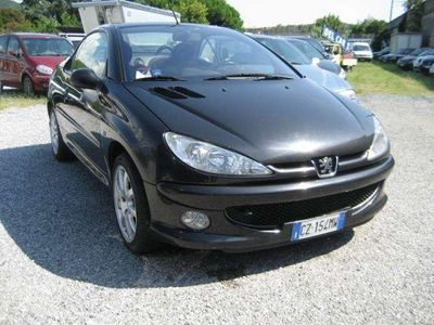 second-hand Peugeot 206 CC 1.6 HDI