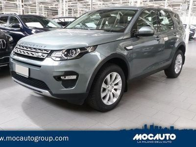 brugt Land Rover Discovery Sport I discovery sp. 2.0 td4 HSE Luxury awd 180cv auto