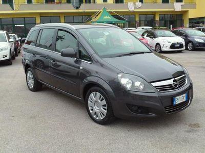 käytetty Opel Zafira 1.6 16V ecoM 150CV TURBO METANO *KM CERTIFICATI*