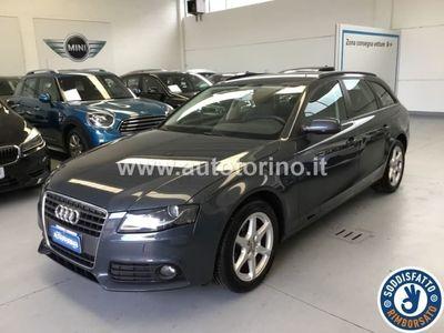 usata Audi A4 A4avant 2.0 tdi Advanced multitronic Fap