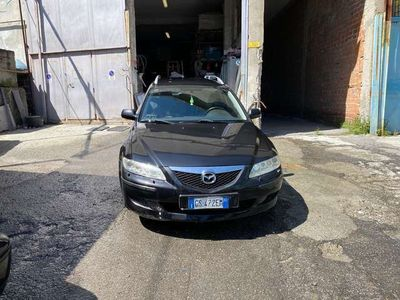 usata Mazda 6 2.0 CD 16V 136CV Wagon Touring