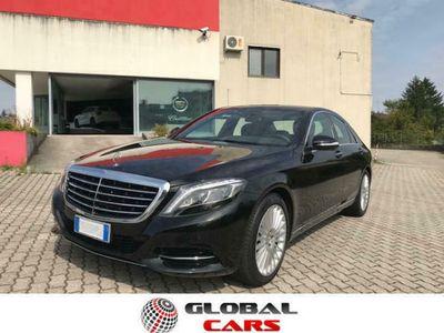 usata Mercedes S350 4matic d Premium/UNICO PROPR./UFF ITALIANA/