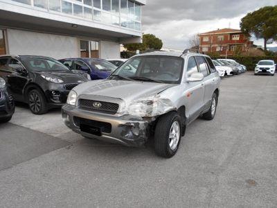 usado Hyundai Santa Fe 2.0 CRDI 4X4
