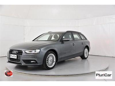 usata Audi A4 Avant 2.0 TDI 177cv Multitronic Business Plus 10000 KM