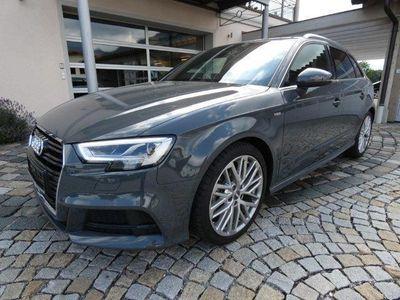 usata Audi A3 SPB 2.0 TDI 184 CV quattro S tronic