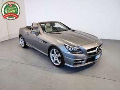 usata Mercedes SLK250 CGI Premium AMG PACK Benzina