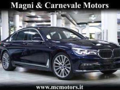 usata BMW 730L XDRIVE|MONITOR POST|HARMAN/KARDON|ACC|C ZONE