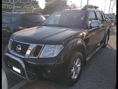 used Nissan Navara 2.5 dCi 190CV 4 porte Double Cab LE del 2012 usata a Rosa'