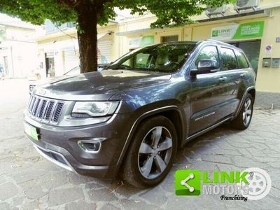 usata Jeep Grand Cherokee 3.0 V6 CRD 250 CV Multijet II Summit