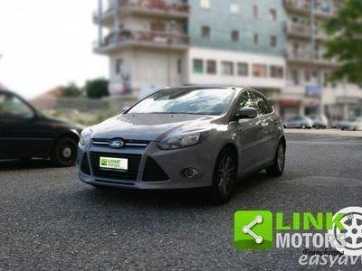 brugt Ford Focus 1.6 105cv 5p. titanium business diesel
