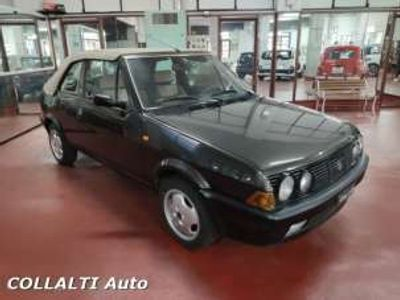 usata Fiat Ritmo Cabrio 85 S Bertone Benzina