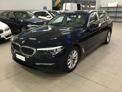 usata BMW 520 Serie 5 d touring Business auto