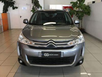 usata Citroën C4 Aircross 1.6 HDi 115 Stop&Start 4WD Seduction