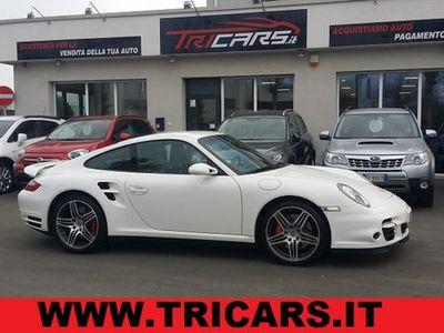 usado Porsche 911 Turbo coupé perfette condizioni manuale leggi bene