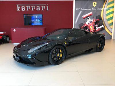 usata Ferrari 458 SPECIALE