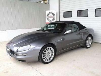 usata Maserati Spyder 4.2 V8 32V GT