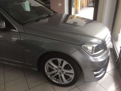 usata Mercedes C250 CDI 4Matic BlueEFFICIENCY Executiv