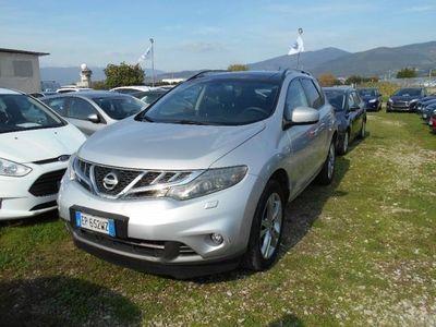 used Nissan Murano 2.5 dCi Tekna del 2013 usata a Firenze