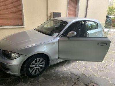 usata BMW 118 Serie 1 (E81) cat 3 porte Futura DPF