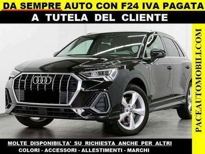 usata Audi Q3 40 tdi quattro s-line s line f24 iva pagata