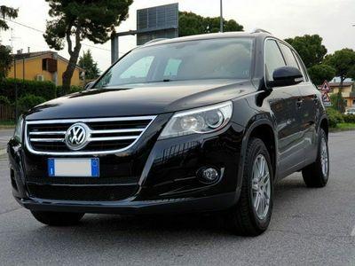 brugt VW Tiguan 2.0 TDI DPF 4MOTION DSG Sport&Style/Xeno/Navi