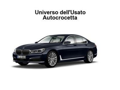 begagnad BMW 730 730d xDrive Eccelsa d xDrive Eccelsa
