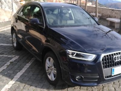 usado Audi Q3 - 2015 automatica 140 cv quattro full opt