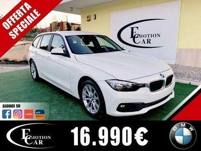 usata BMW 320 d xDrive Touring Business Advantage aut.