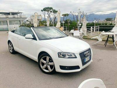 usata Audi A3 Cabriolet 3ª serie - 2010