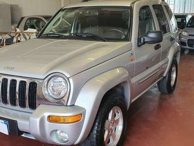 usata Jeep Cherokee 2.5 CRD Limited