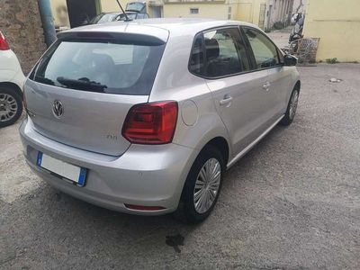 usata VW Polo 5 porte comfortline 1.4 tdi 75cv