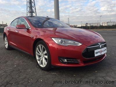 usata Tesla Model S usata del 2015 a Milano, Km 86.000