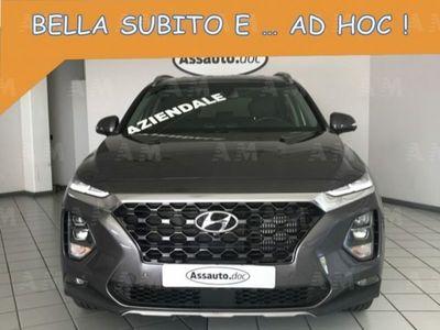 usata Hyundai Santa Fe 2.2 CRDi 4WD A/T Xprime