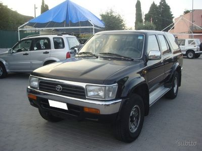 usata Toyota 4 Runner 3.0 TDI LIMITED EDITION