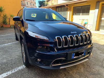 usata Jeep Cherokee 2.2 Mjt II 4WD Active Drive I L