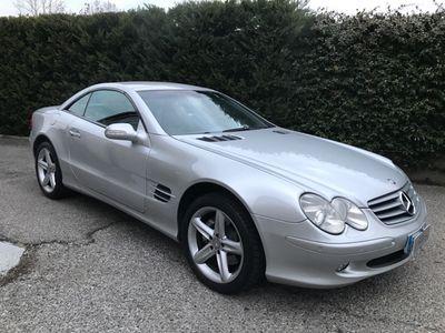 usata Mercedes SL500 Classefull optional - 2002