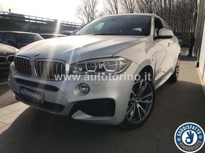 usata BMW X6 X6xdrive40d Msport auto