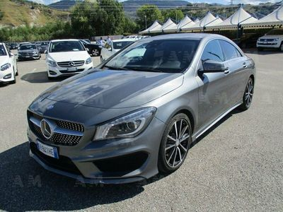 usata Mercedes CLA220 CLA 220 Automatic Premium Dark NightAutomatic Premium Dark Night