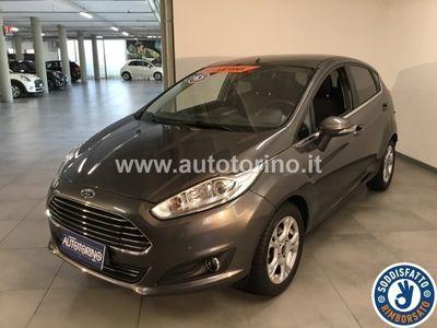 begagnad Ford Fiesta FIESTA1.5 tdci Titanium 95cv 5p